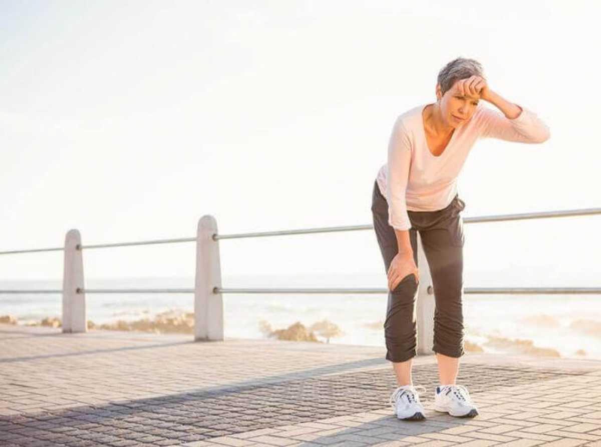 Εμμηνόπαυση και υπέρταση: Πώς μπορεί να βοηθήσει η άσκηση;